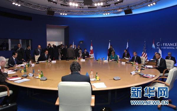 世界领袖排名前十名_八国集团峰会_法国面积多大